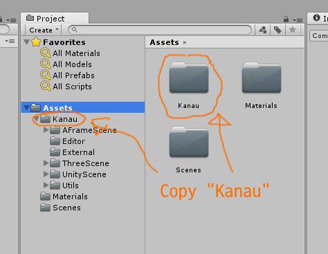 copy kanau