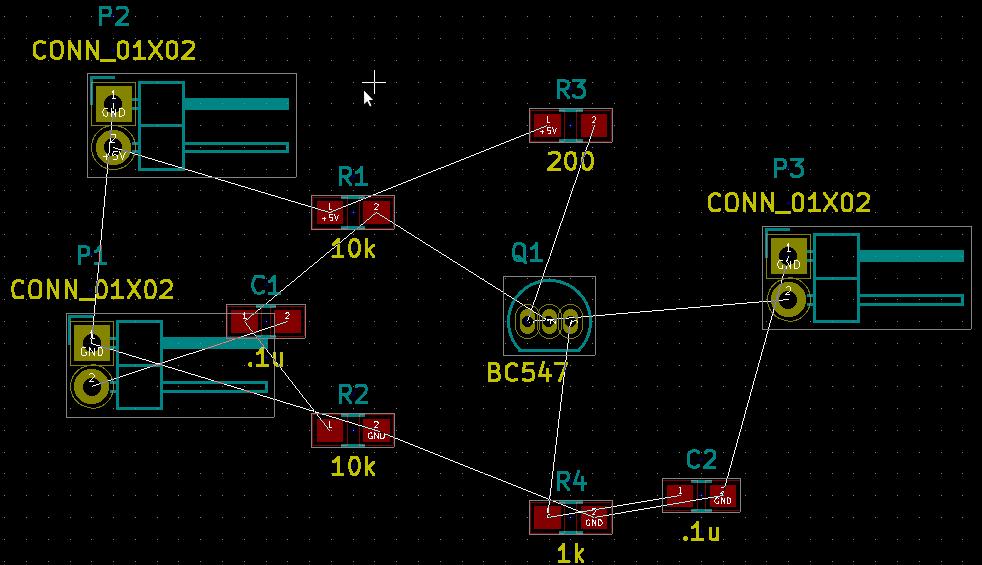 Output pcb