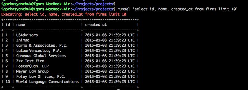 GitHub igorkasyanchukrailsdb Rails Database Viewer and SQL