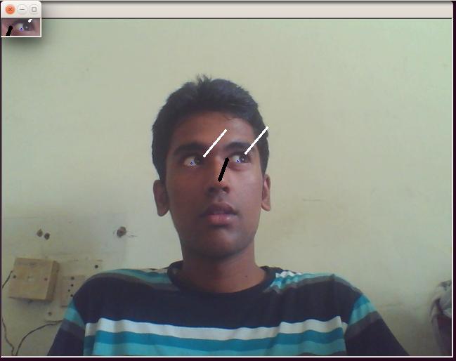 GitHub - iitmcvg/eye-gaze: Repository for Eye Gaze Detection and
