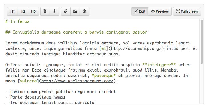 bootstrap-markdown-editor-4 - npm