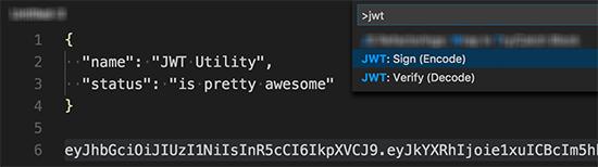 Using JWT