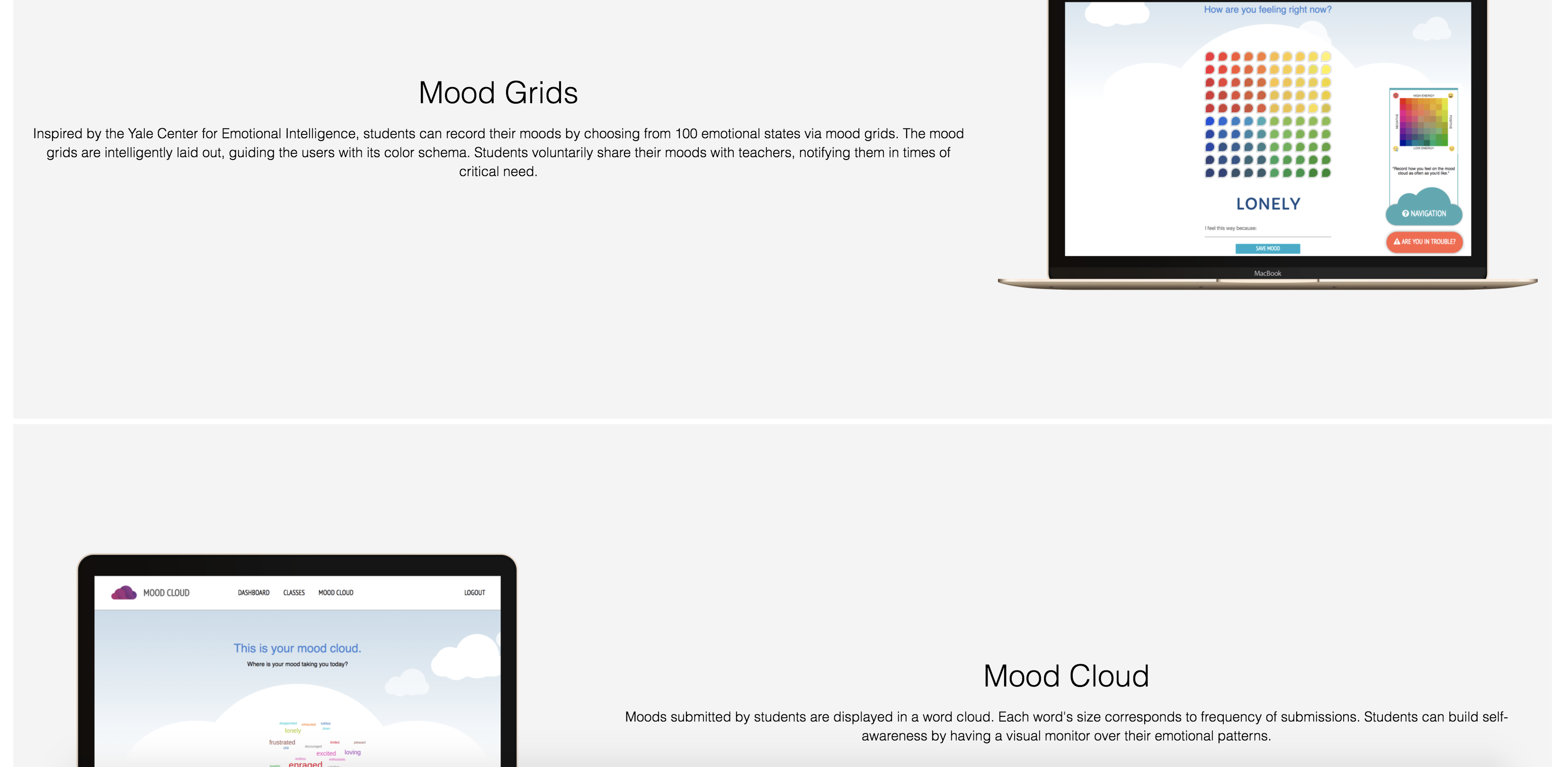 Mood Cloud Screenshot2