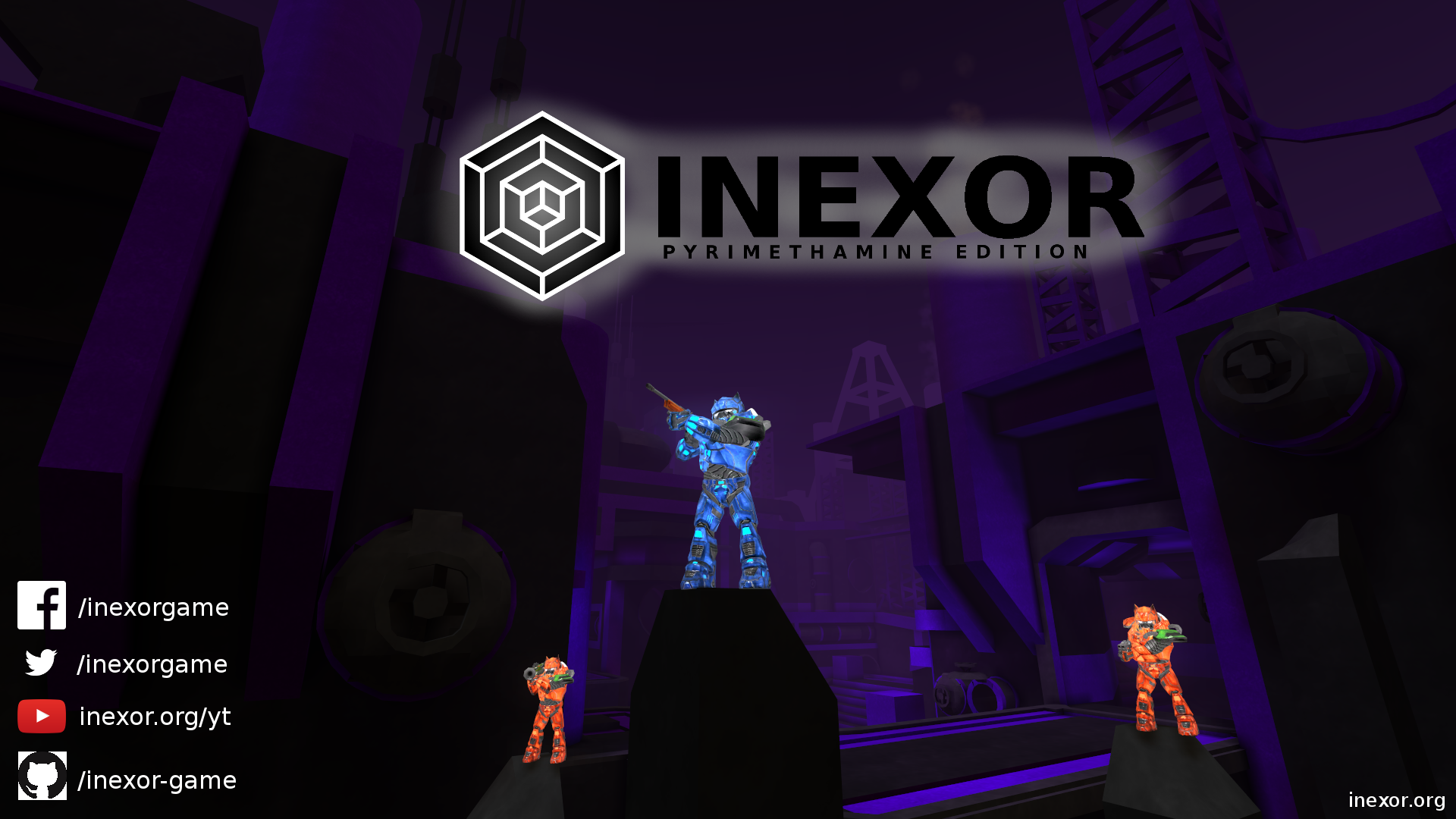 Inexor Pyrimethamine Alpha Edition
