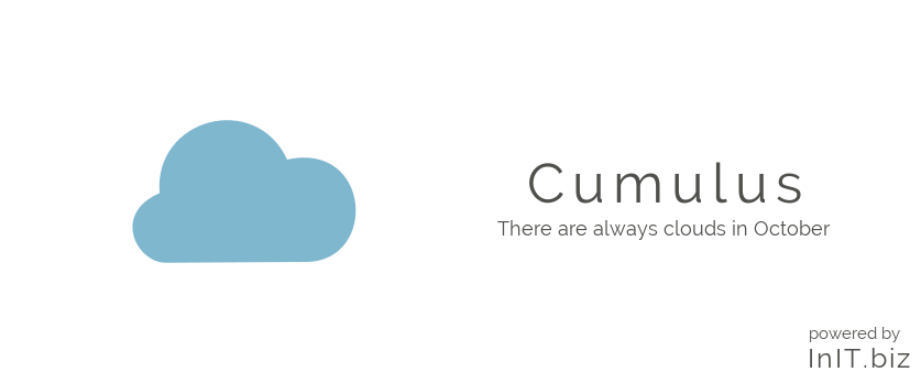 Cumulus banner