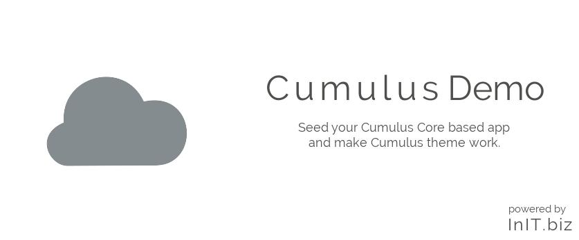 Cumulus Demo banner