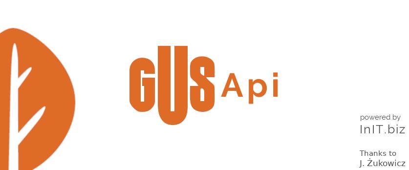 GusApi banner
