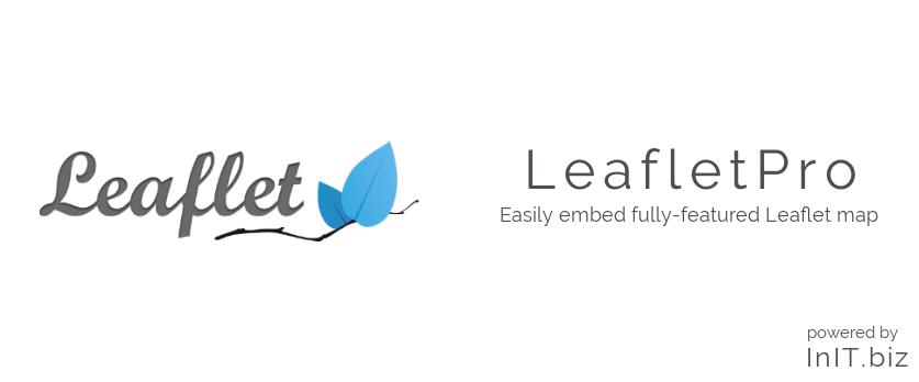 LeafletPro banner