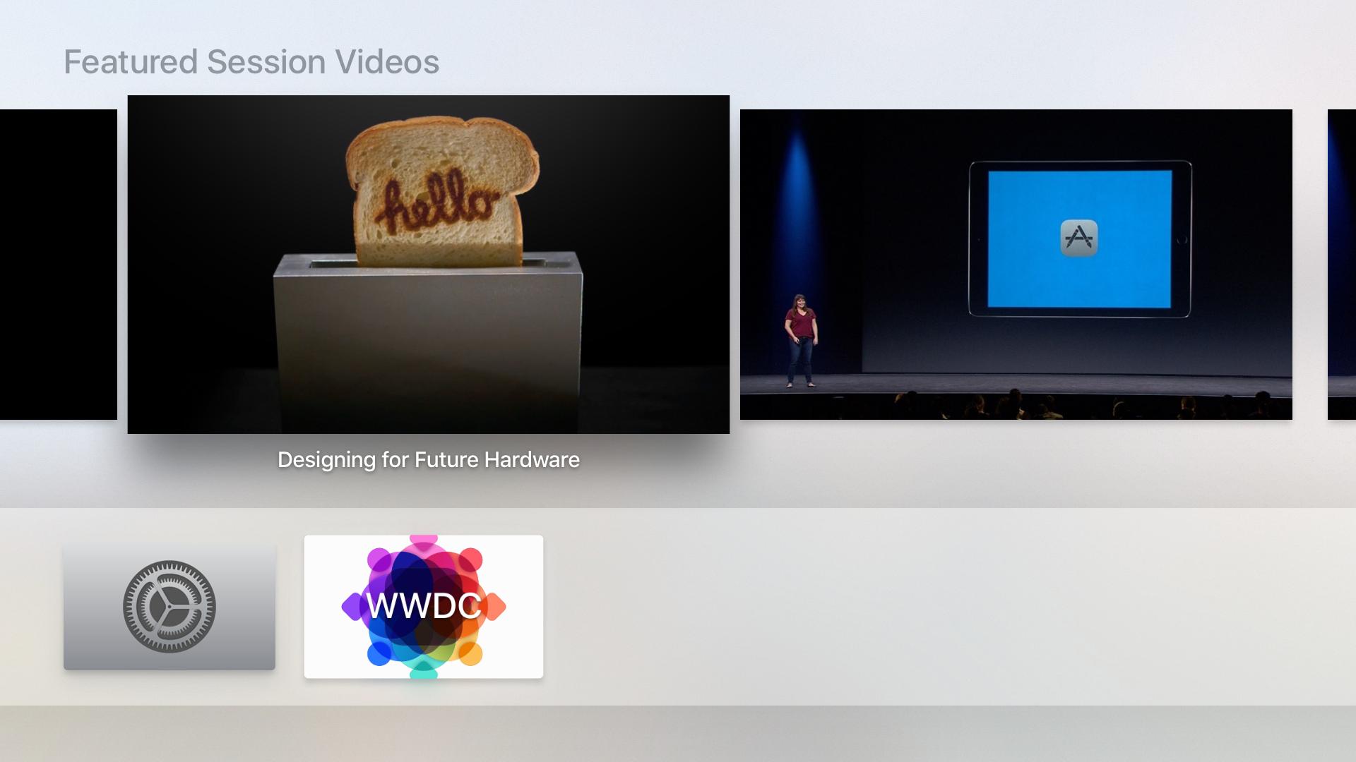 new apple tv instructions