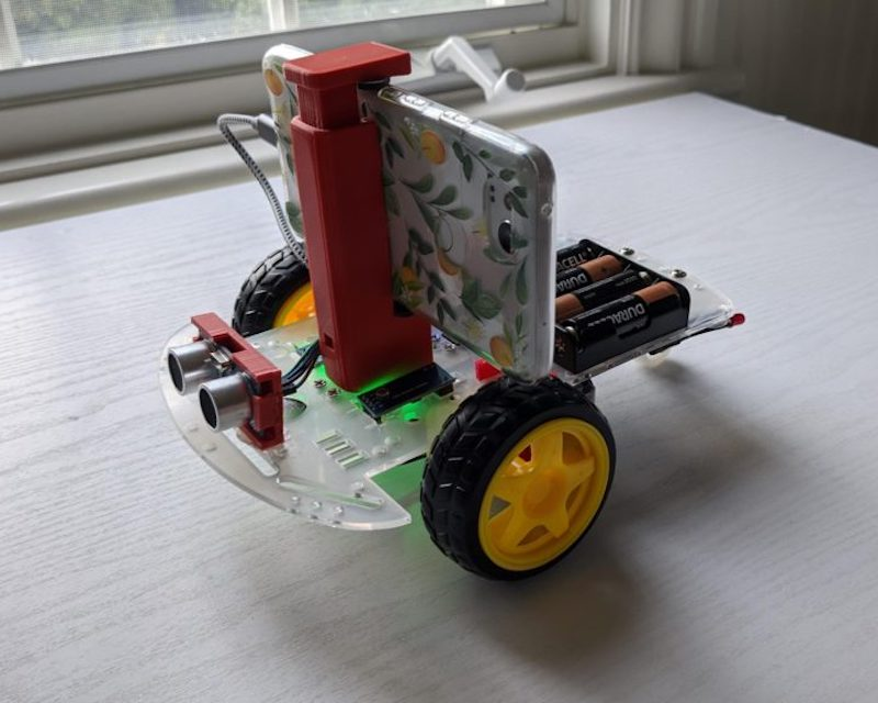 2WD OpenBot