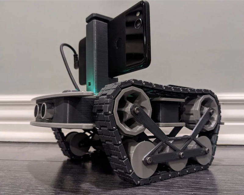Tank OpenBot