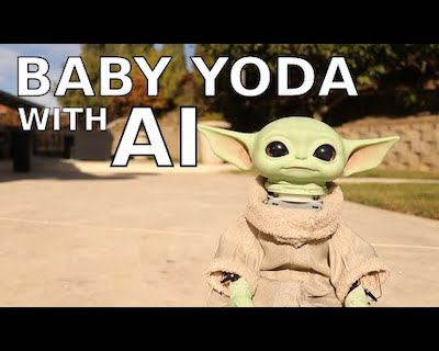 Baby Yoda OpenBot