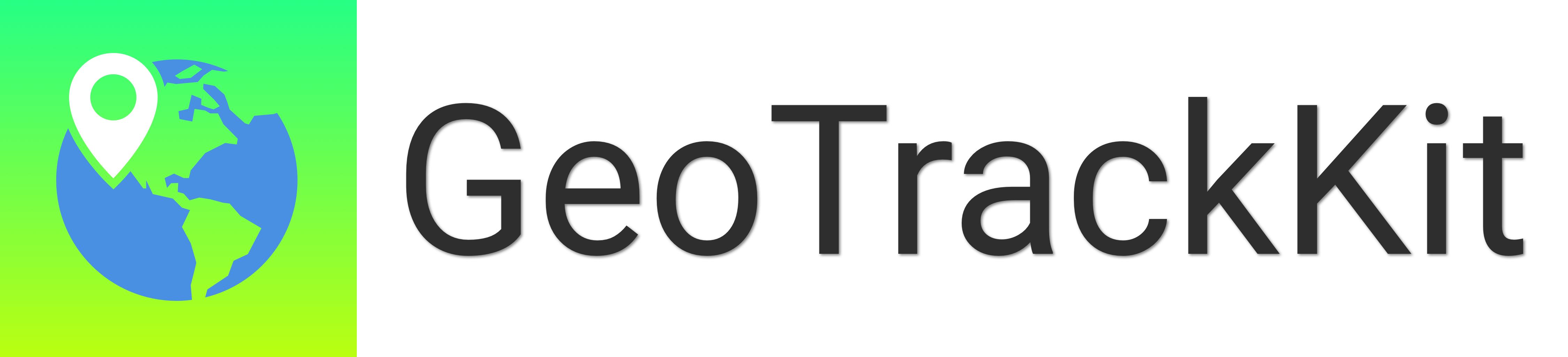 GeoTrackKit Logo