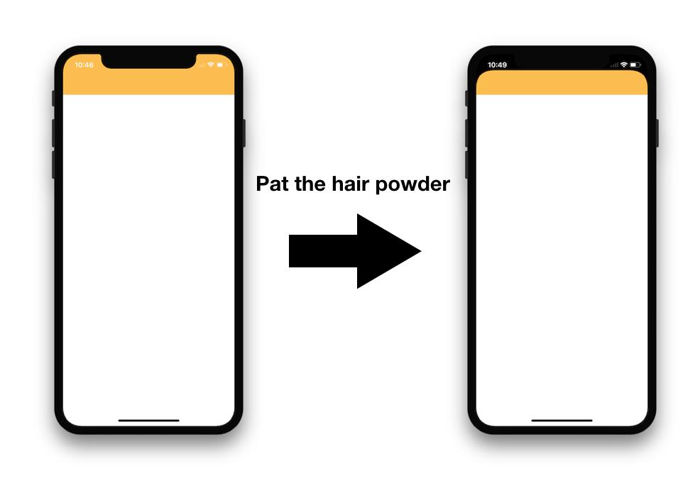 hairpowder