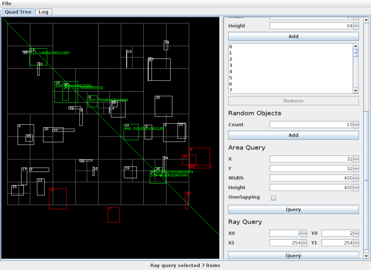 QuadTree Viewer