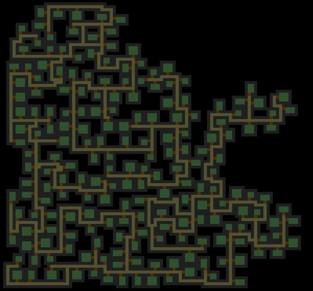 Clustered Rooms