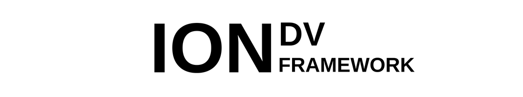 IONDV. Framework logo