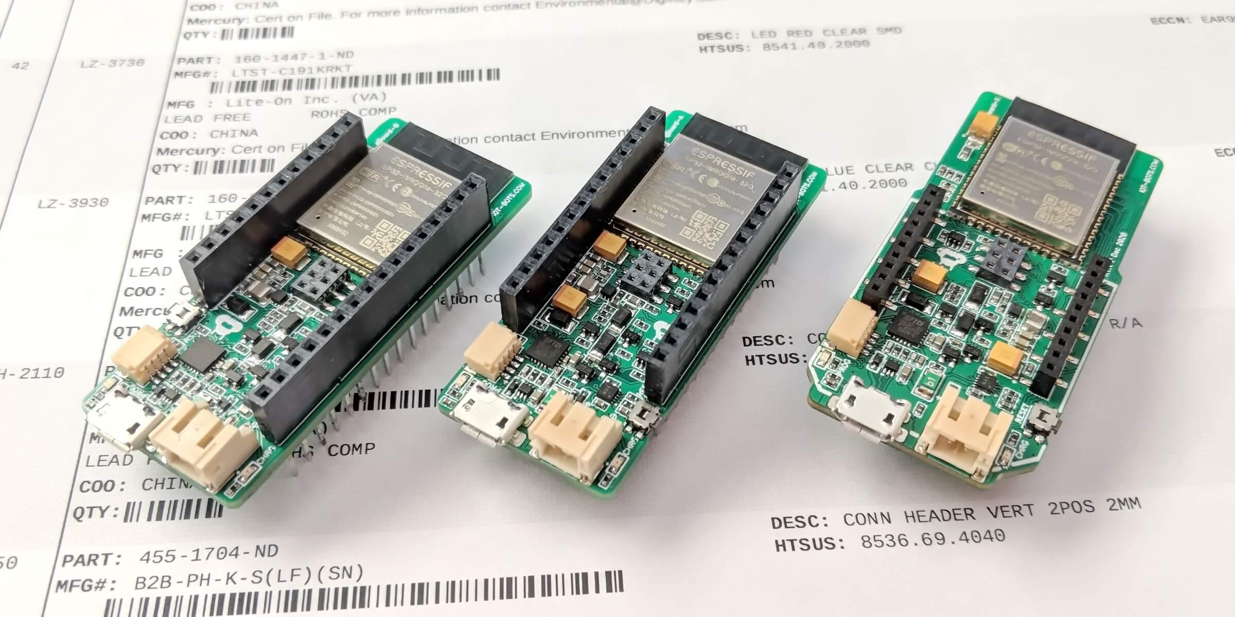 IOT-BOTS.COM qBoards IOT controllers