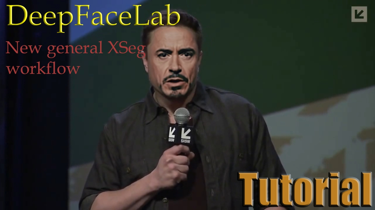Tutorial fake app video 7