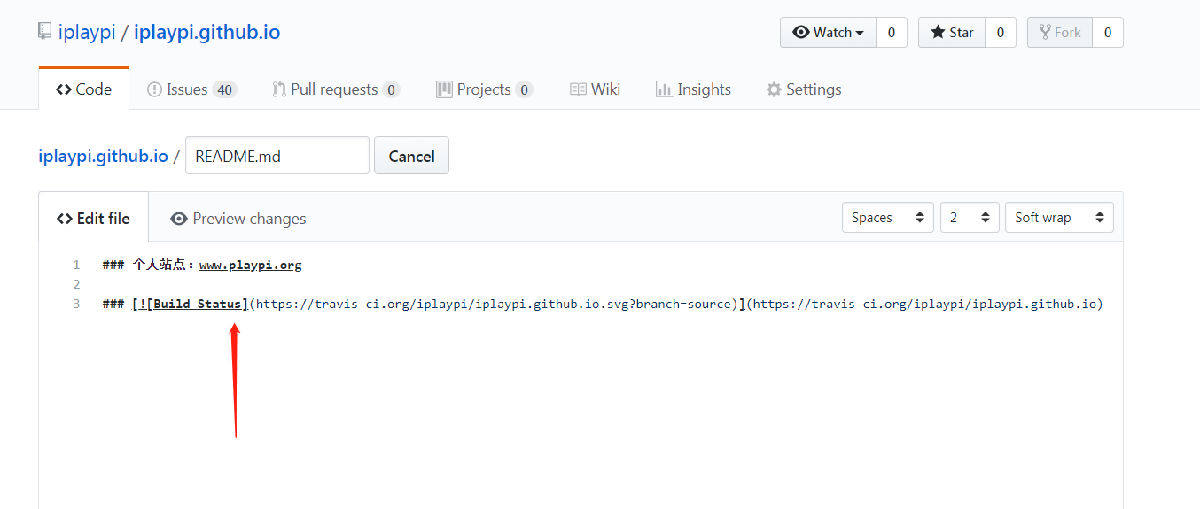 GitHub 项目的 README 文件填写
