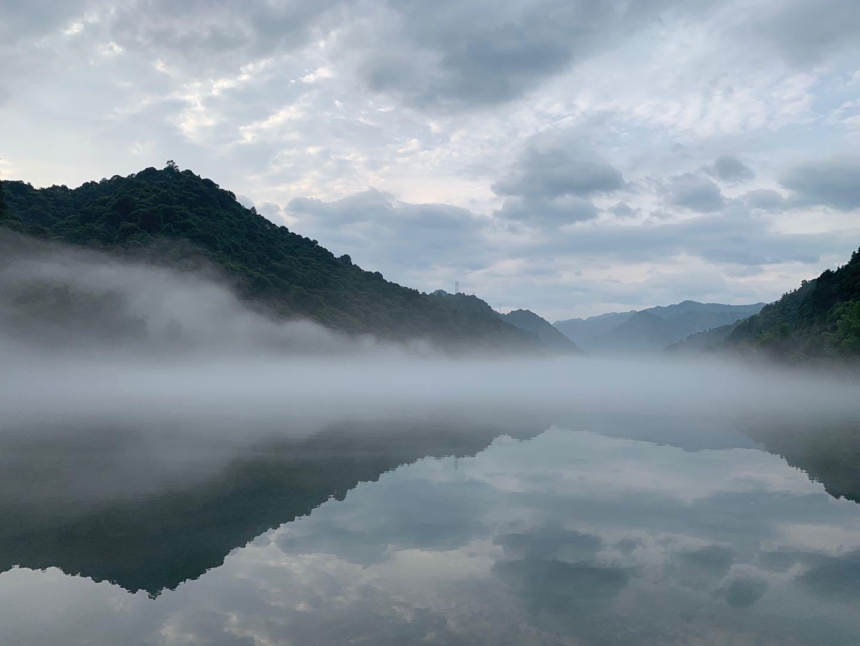 雾漫小东江之一