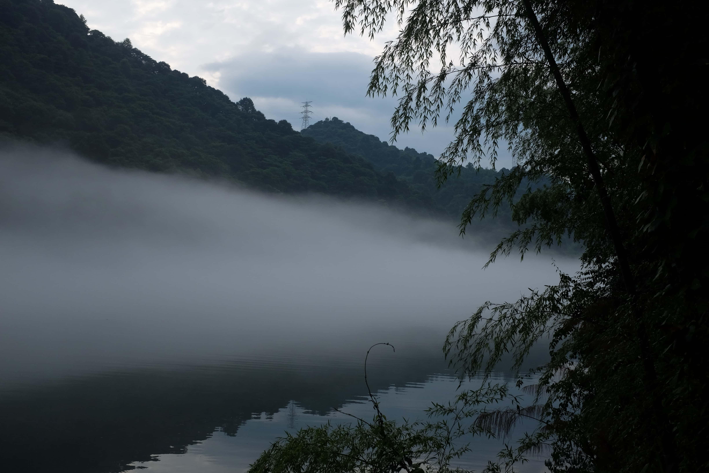 雾漫小东江之二