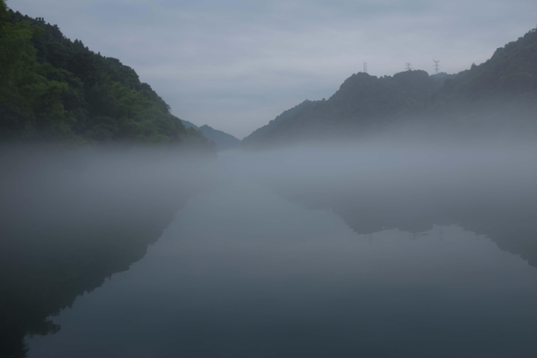 雾漫小东江之四