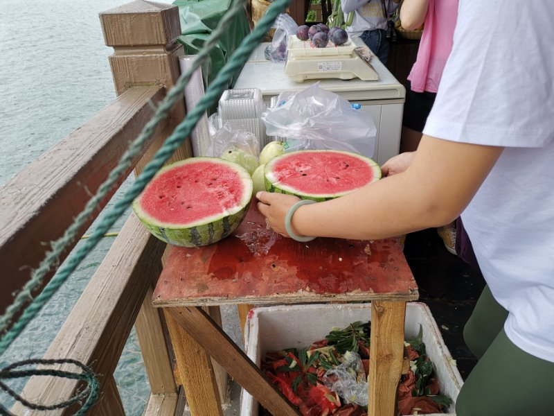准备买西瓜