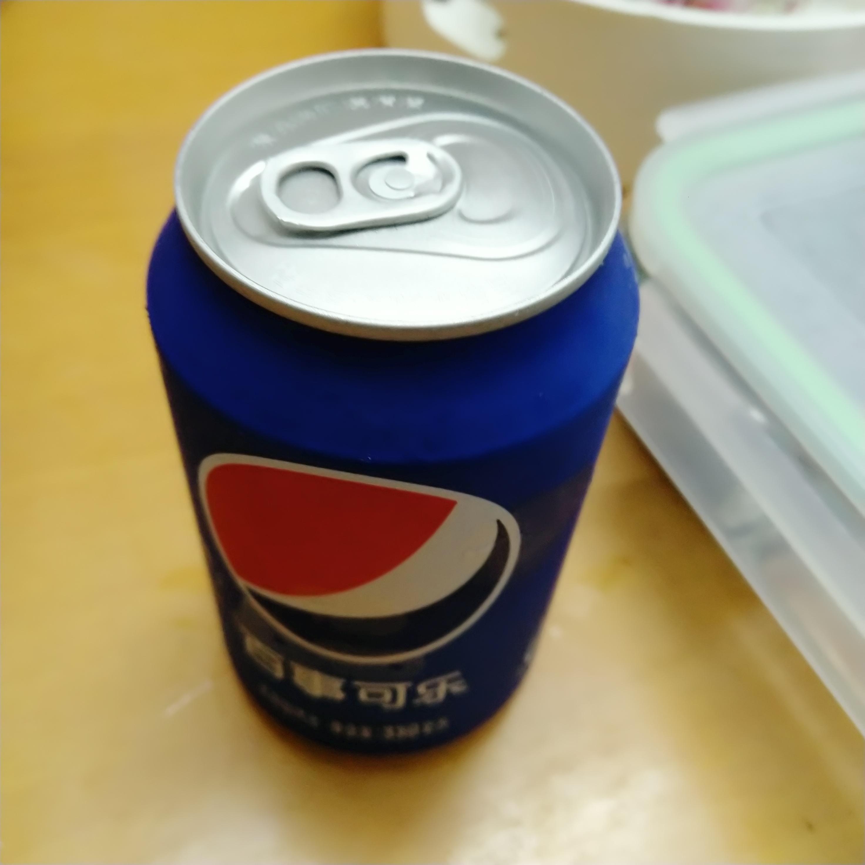 百事可乐一罐