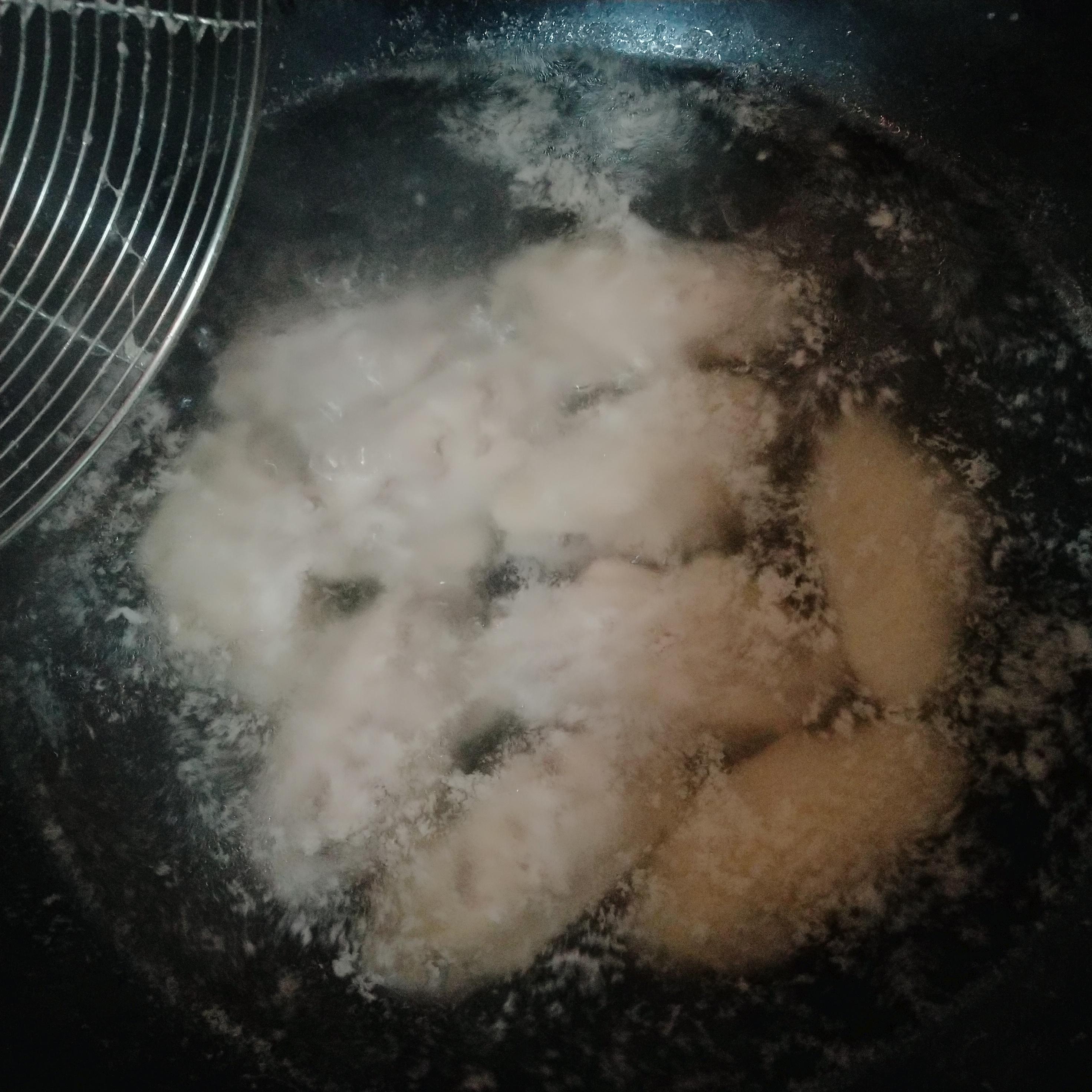 鸡翅焯水出浮沫