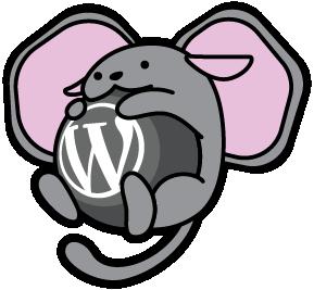 Elephant Wapuu