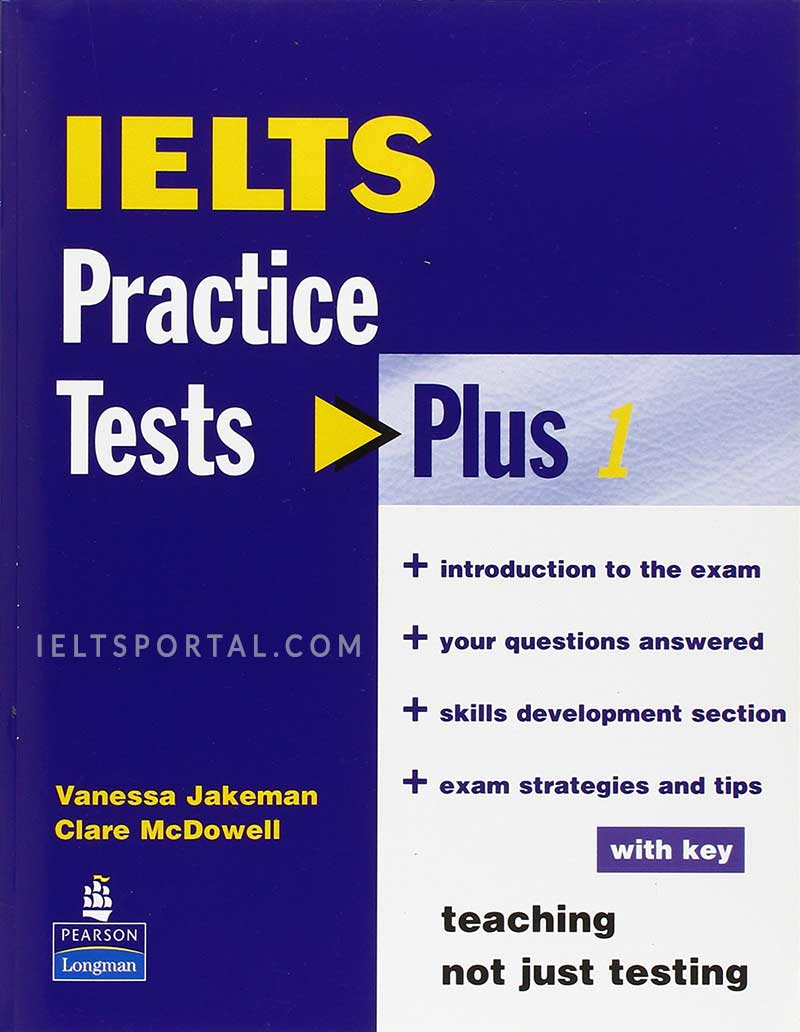 IELTS Practice Tests Plus 1 PDF