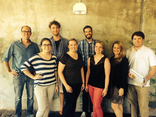 VCU Arts team