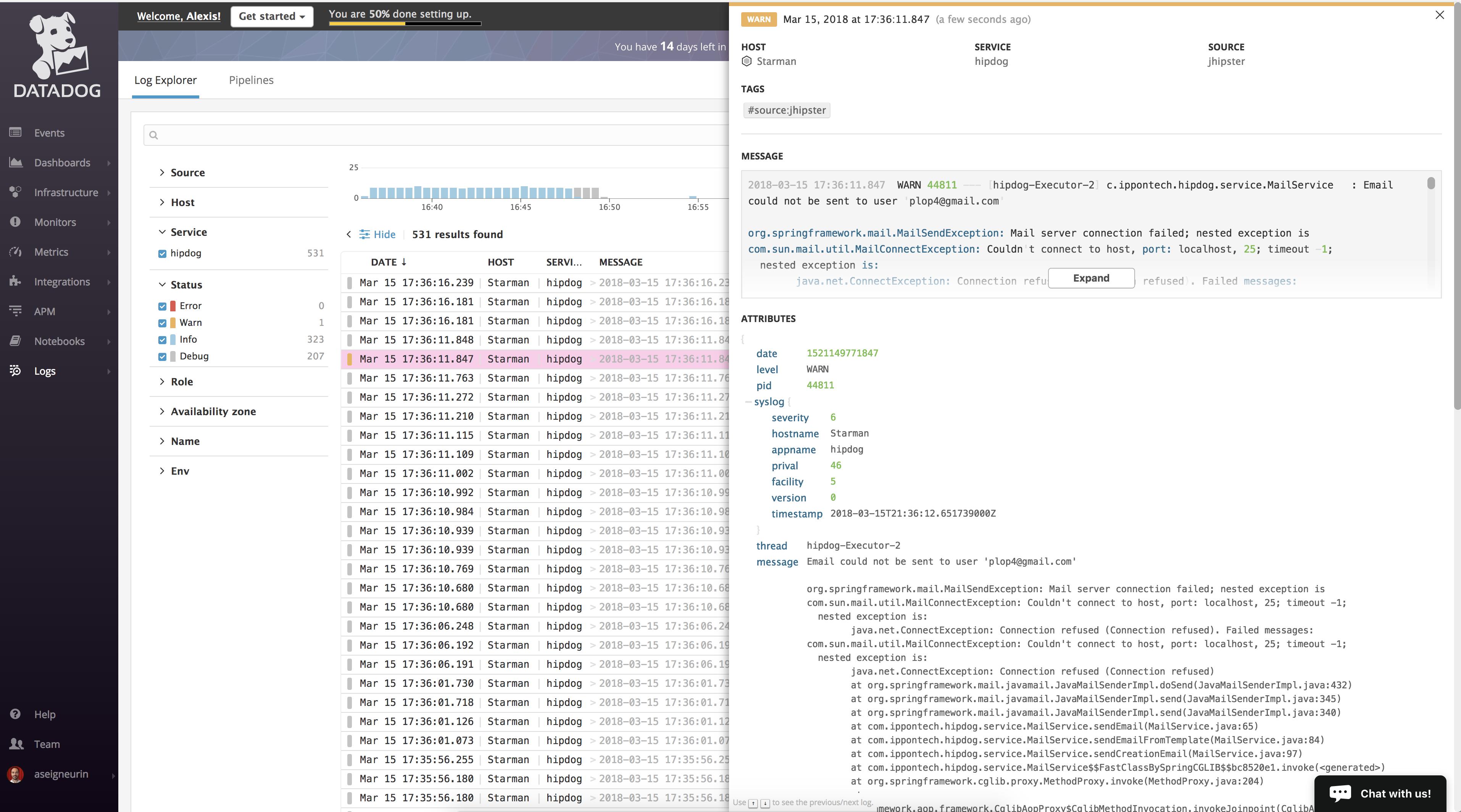 jhipster-datadog-logs-details
