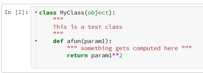 CodeFolding