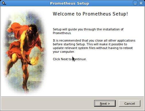 Prometheus Installer