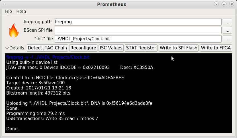 Prometheus GUI