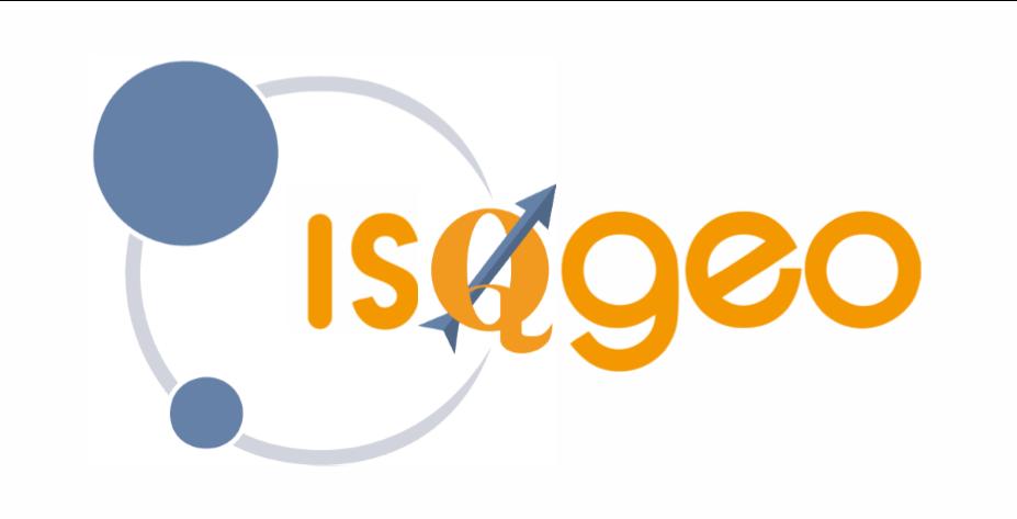 Isogeo plugin for QGIS - logo