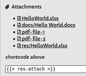 screenshot Attachments