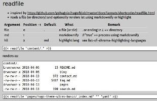 screenshot readfile