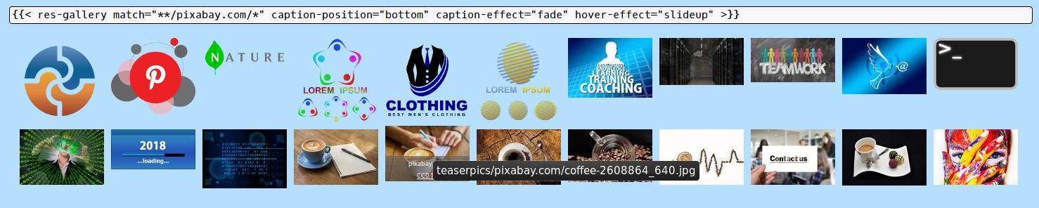 screenshot res-gallery