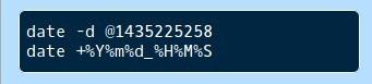 screenshot Terminal