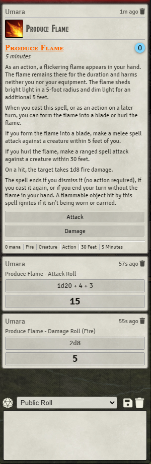 produce_flame_roll