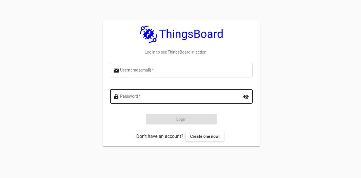 Thingsboard Iot Platform Manually Entering – Sherlockholmes Quimper