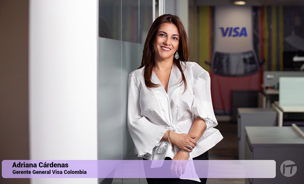 Visa nombra nuevo Gerente General para Visa en Colombia
