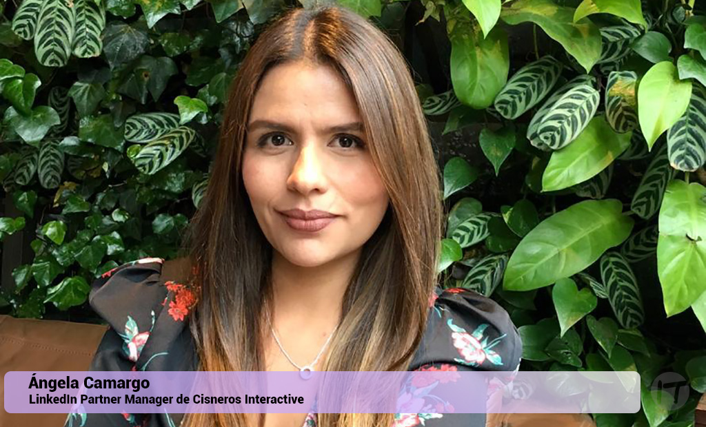 LinkedIn es representado por Cisneros Interactive en Colombia