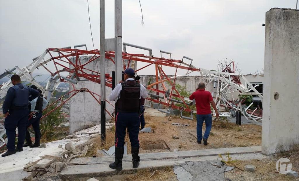 Movistar advierte sobre robos y vandalización de su infraestructura que ponen en riesgo estabilidad de torres de telecomunicaciones