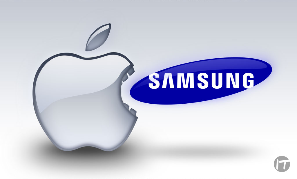 Samsung deberá pagar 539 millones de US$ a Apple por copiarse  del IPHONE
