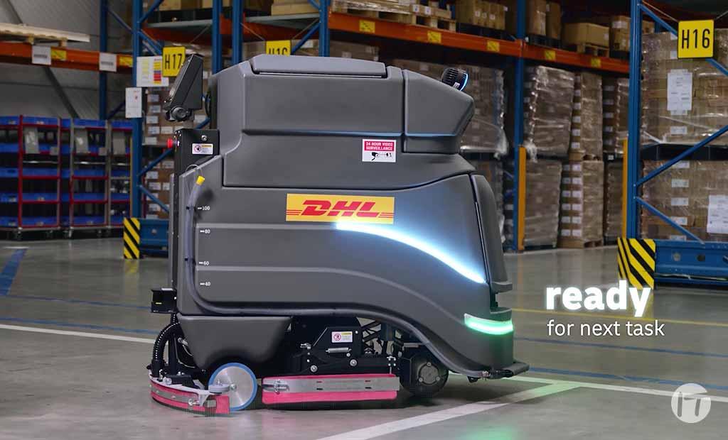 Avidbots y DHL amplían su asociación para instalar Neo Robots en almacenes y centros de distribución todo el mundo