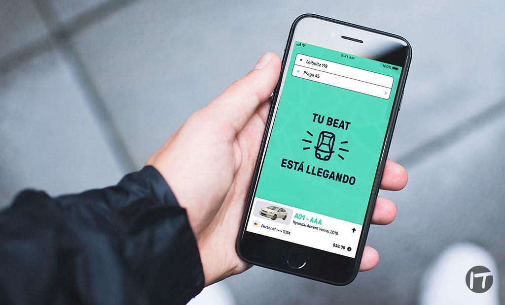 Beat, la aplicación de transporte privado, llega a la Ciudad de México, e inicia reclutamiento de conductores